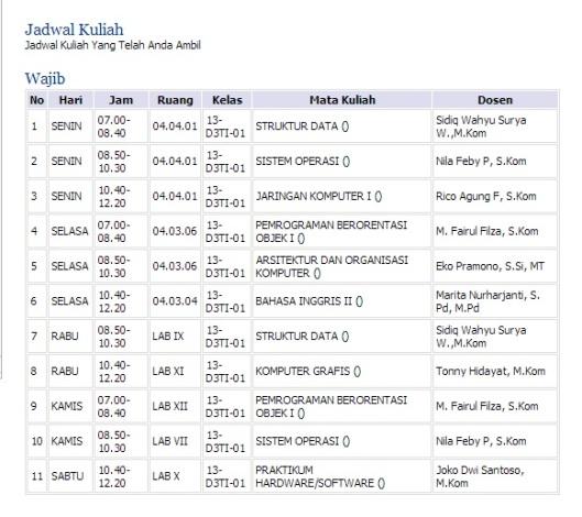 jadual_kuliah